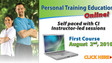 Online Training and Education