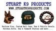 Stuart K9 Products