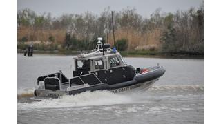 28 Relentless patrol boat