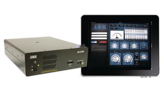 AR2300 - iPad app