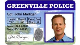 Law Enforcement ID Badge Printer