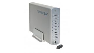 ToughTech Secure Q Portable Encrypted Storage Enclosure