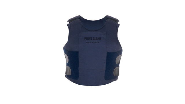 C-Series concealable body armor (Female)