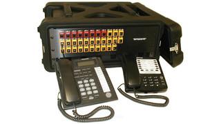 DTS1000P Series Deployable PBX