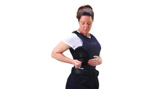 Hi-Lite concealable body armor (Female)