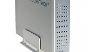ToughTech Secure Q Portable Encrypted Storage Enclosure