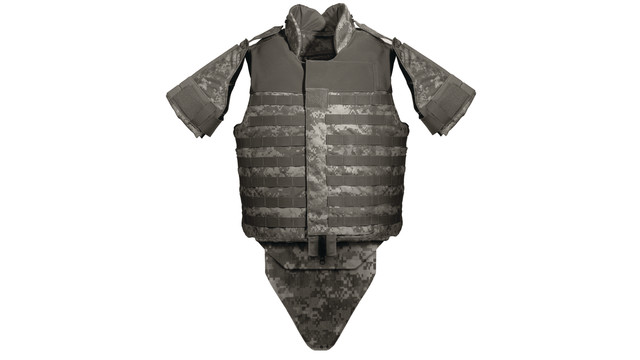 SPIDER tactical body armor