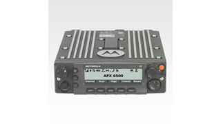 APX 6500 Mobile Radio