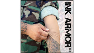 Ink Armor Tattoo Cover Up Half Sleeve