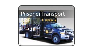 Prisoner Transport Box Truck