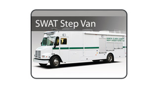 SWAT Step Van