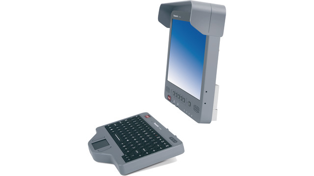 Toughbook Permanent Display Removable Computer (PDRC)