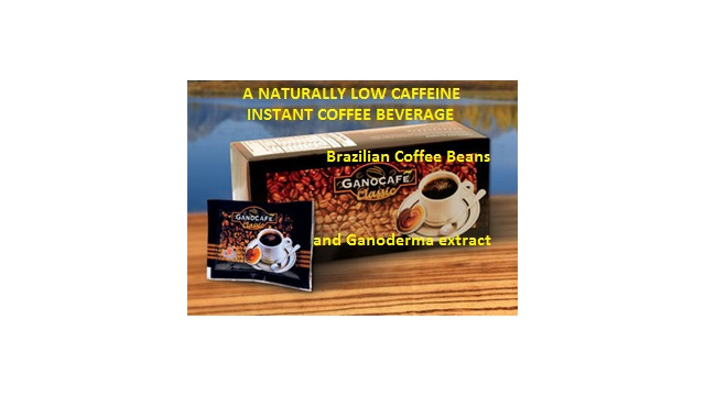Ganoderma Coffee Products