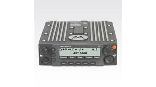 APX 6500 Mobile Radio