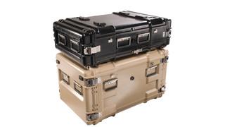 Composite 19-inch Rackmount Cases