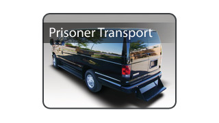 Prisoner Transport Ford Van