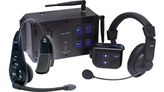 Customized HME Wireless Headset Intercom System