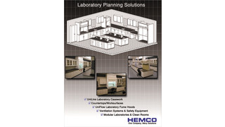 Laboratory Planning Solutions Brochure