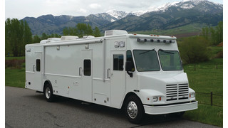 Refurbished Mobile Command Centers