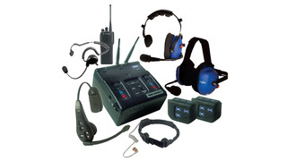 DX300ES Tactical Wireless Headset Radio System