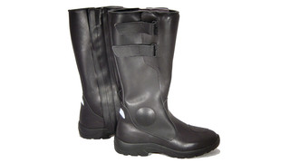 Motorcycle Police Boots