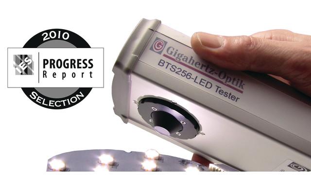 BTS256-LED Spectrolightmeter