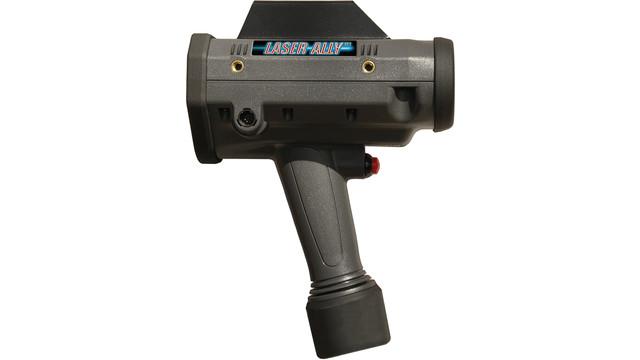 Laser Ally Handheld LIDAR Speed Gun