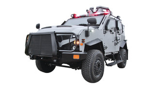 TACTICAL PROTECTOR VEHICLE