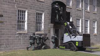 Tactical Response Armored Car