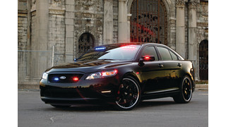 Police Interceptor: Stealth