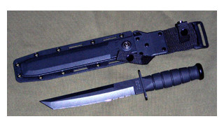 KA-BAR Tanto Knife