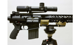 TACTICAL SHARPSHOOTERS RIFLE REST II