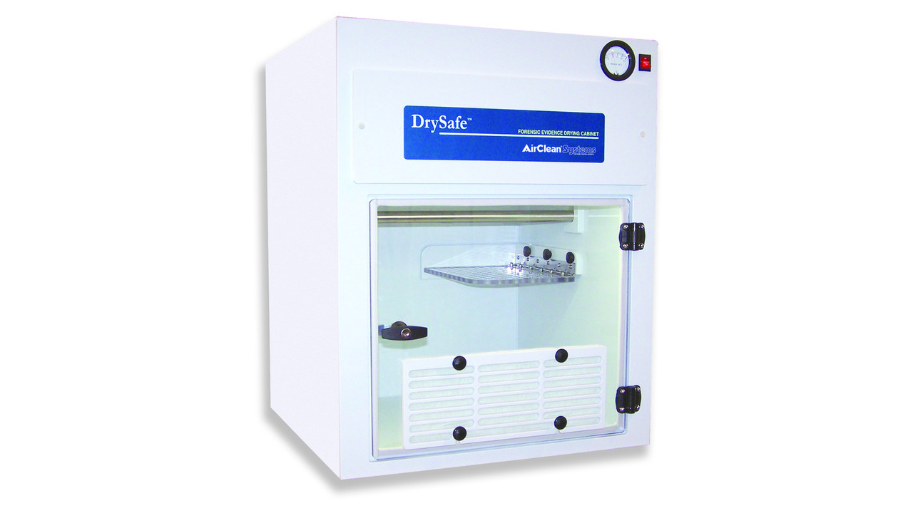 Dry Safe Evidence Drying Cabinet Assembly ~ Mini drysafe officer