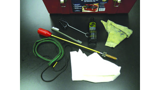 How an agency armorer builds a cleaning kit