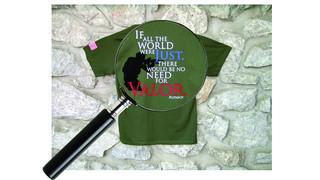 Go Loud Valor Shirt