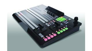 1.5 M/E HVS-350HS HD/SD video switcher