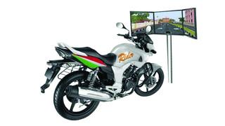 TecknoSim Rider: Motorbike Simulator