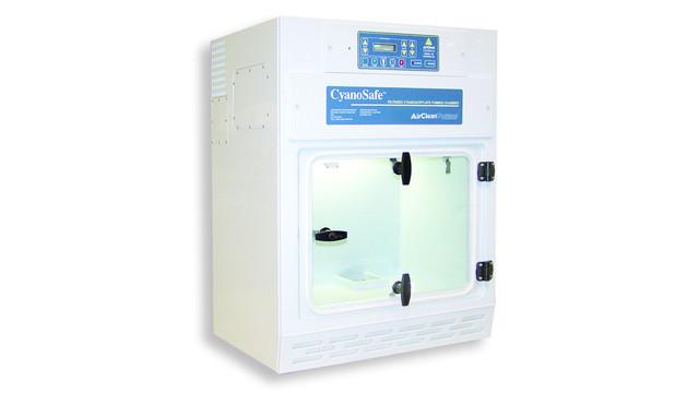 Dry Safe Evidence Drying Cabinet Assembly ~ Mini cyanosafe cabinet officer