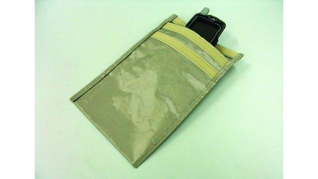 RFI EMI Shielded Pouch