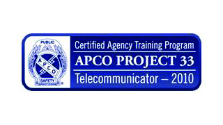 The 2010 Project 33 Training Program Certification