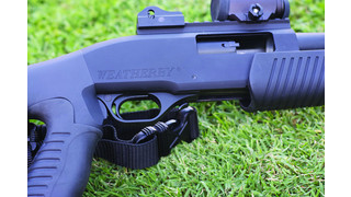 Stepping into tactical:Weatherby's PA 549