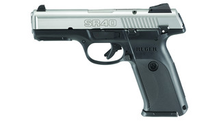 SR40 pistol