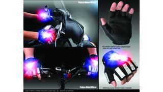 Brite-Strike Police Cycling Gloves