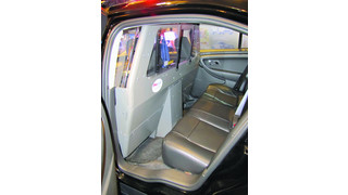 Universal Police Package - Sedan Partition