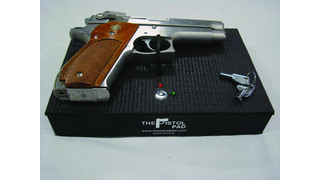 The Pistol Pad