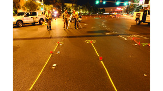 Map crash scenes quicker, safer