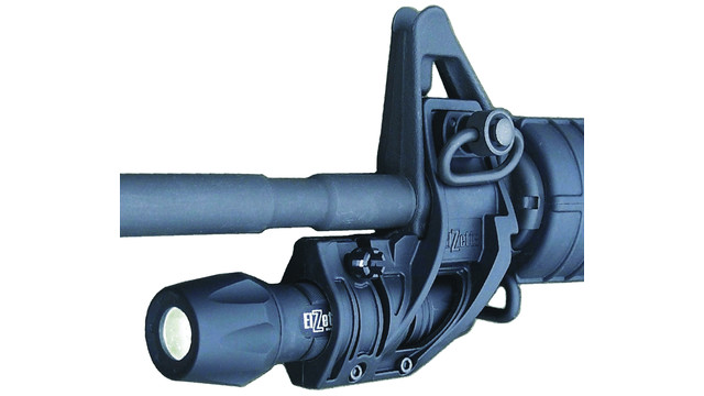 ZFH1500 Flashlight Holder for AR15 rifles