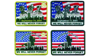Tribute Patches
