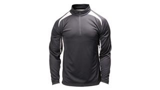 Warrior Wear Athletic 1/4-Zip Mock Top