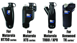Blu-Comm Bluetooth Radio Adaptors for 2-Way Radios